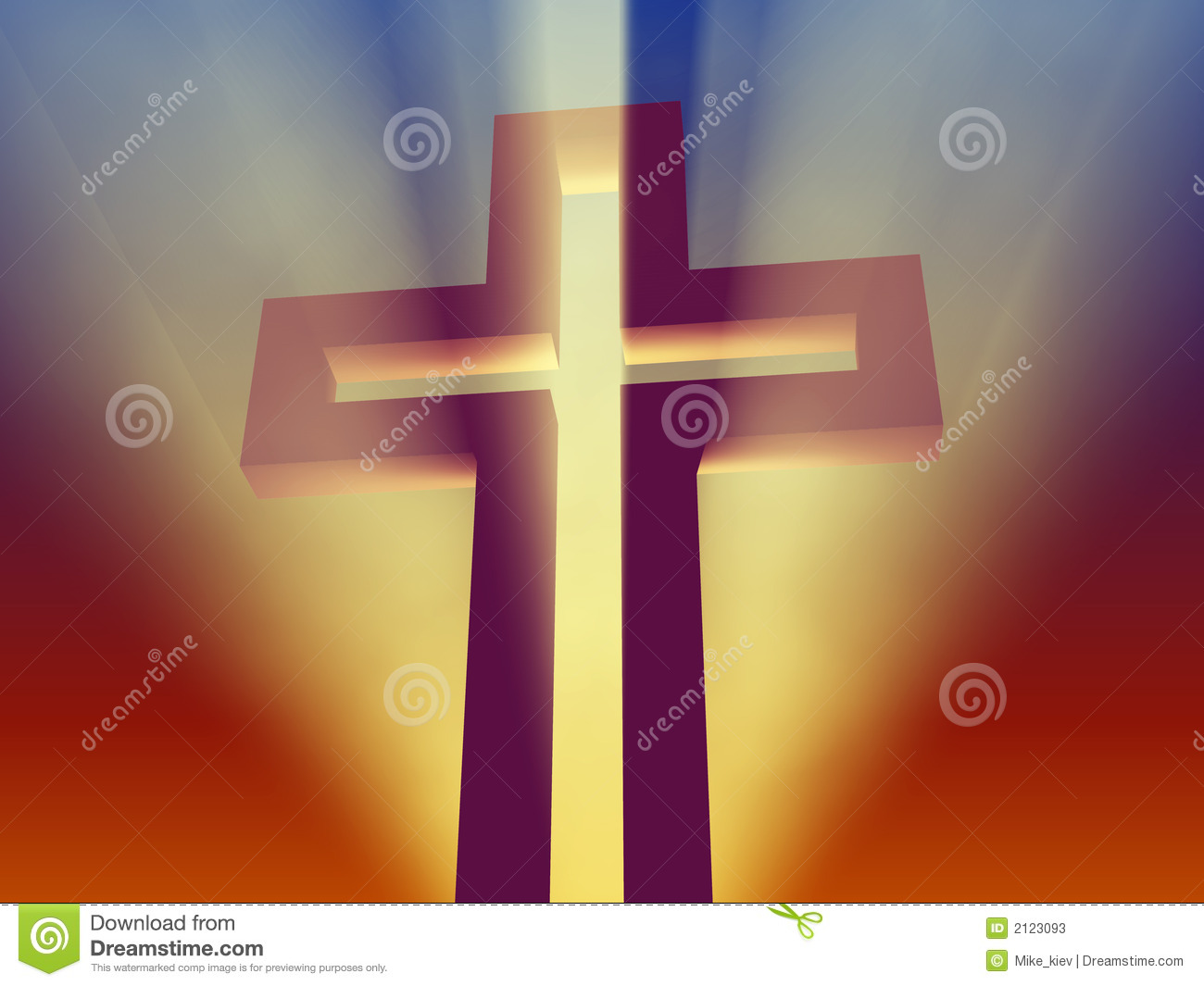 Holy Cross Stock Photos - Image: 2123093