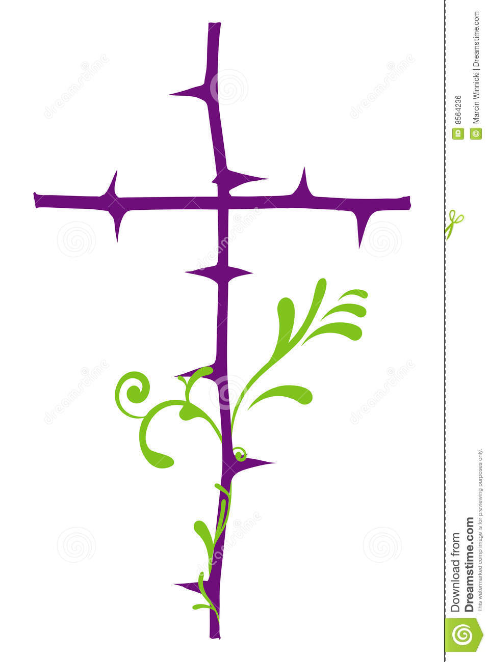 Holy Cross Royalty Free Stock Image Image 8564236