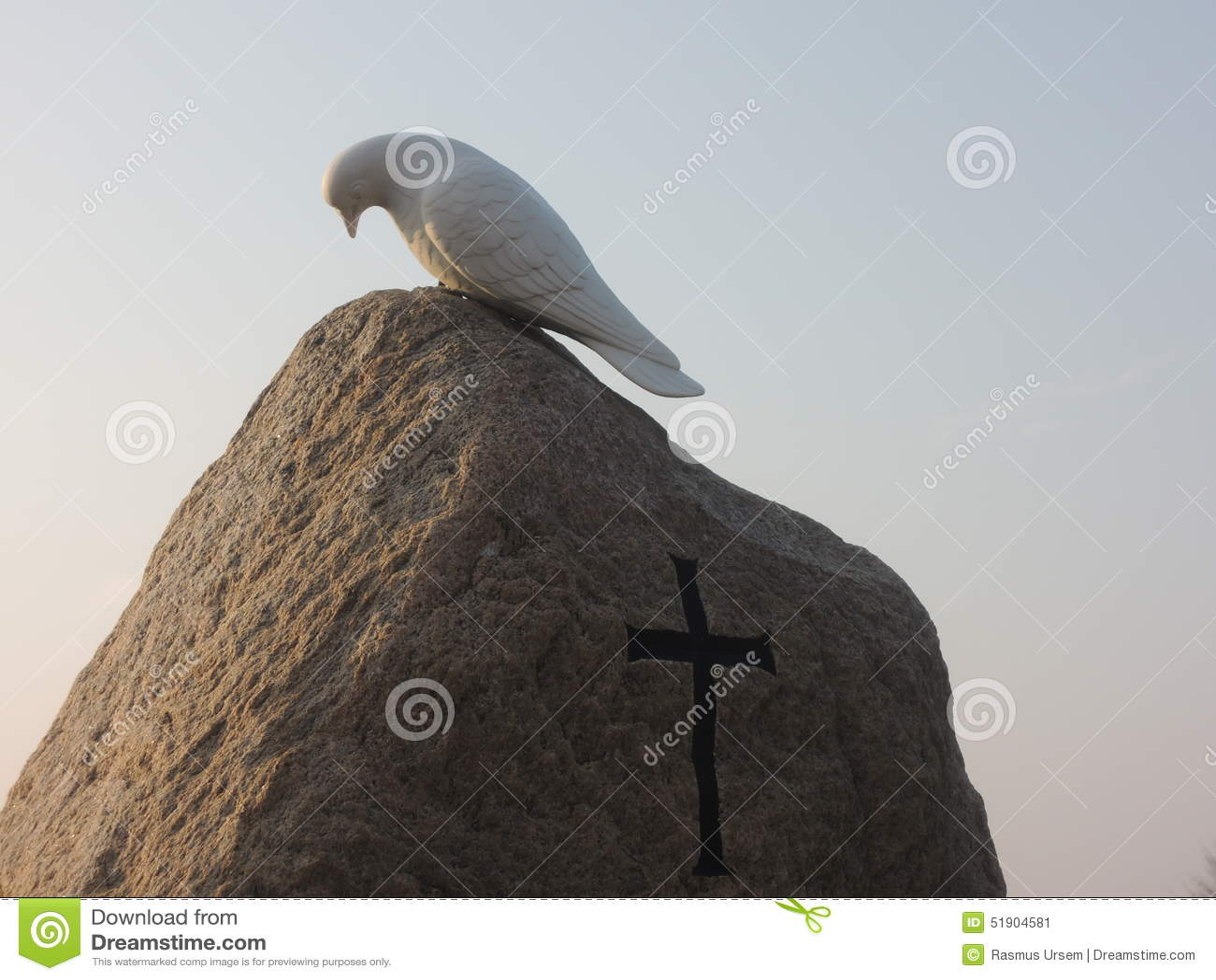 Holy Spirit sheparding a soul to Heaven