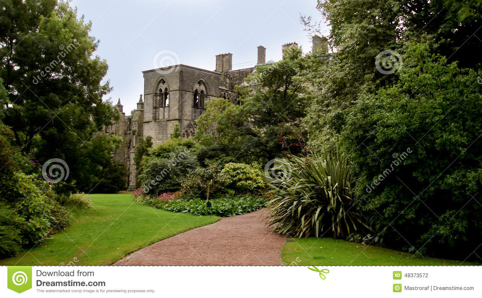 Holyrood abbotskloster
