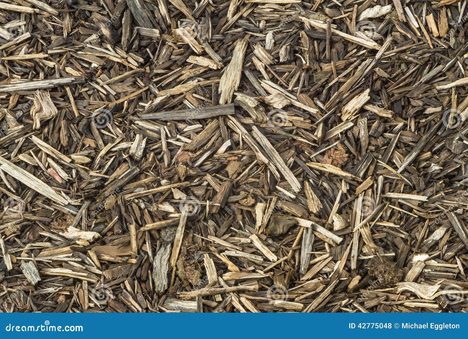 Holzspäne Stockfoto Bild Von Holz Garten Chip Bauholz 42775048