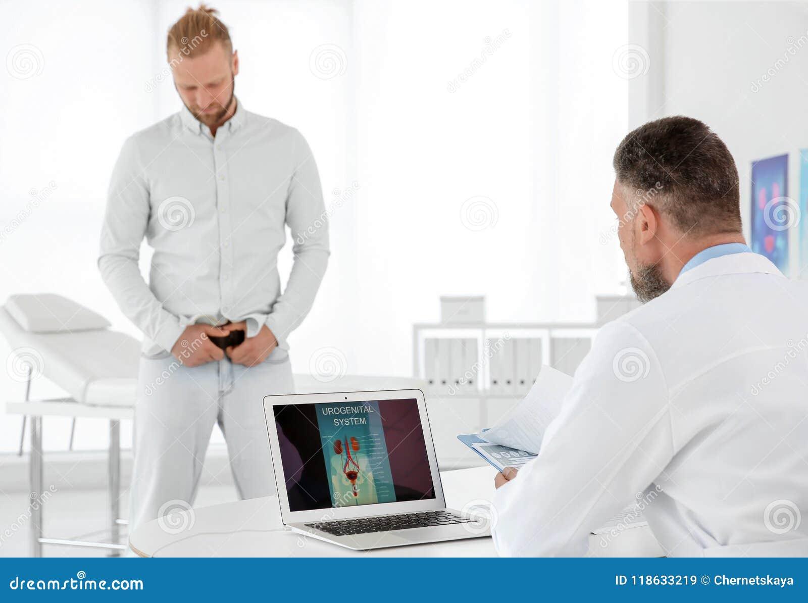 visita urologo mujer