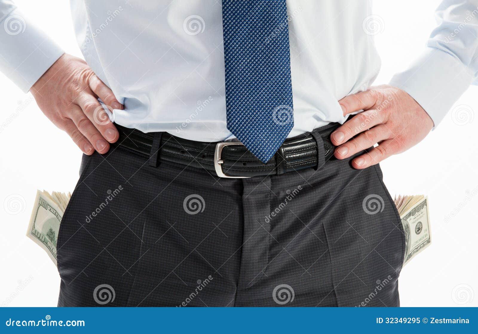 Resultado de imagen para bolsillos llenos de dinero