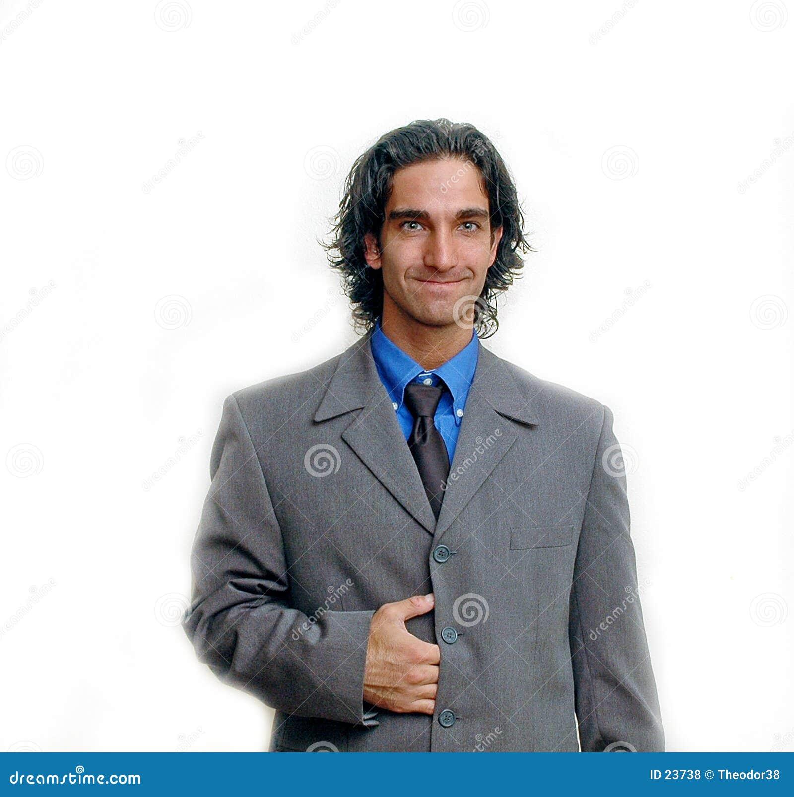 Hombre de negocios portrait-1