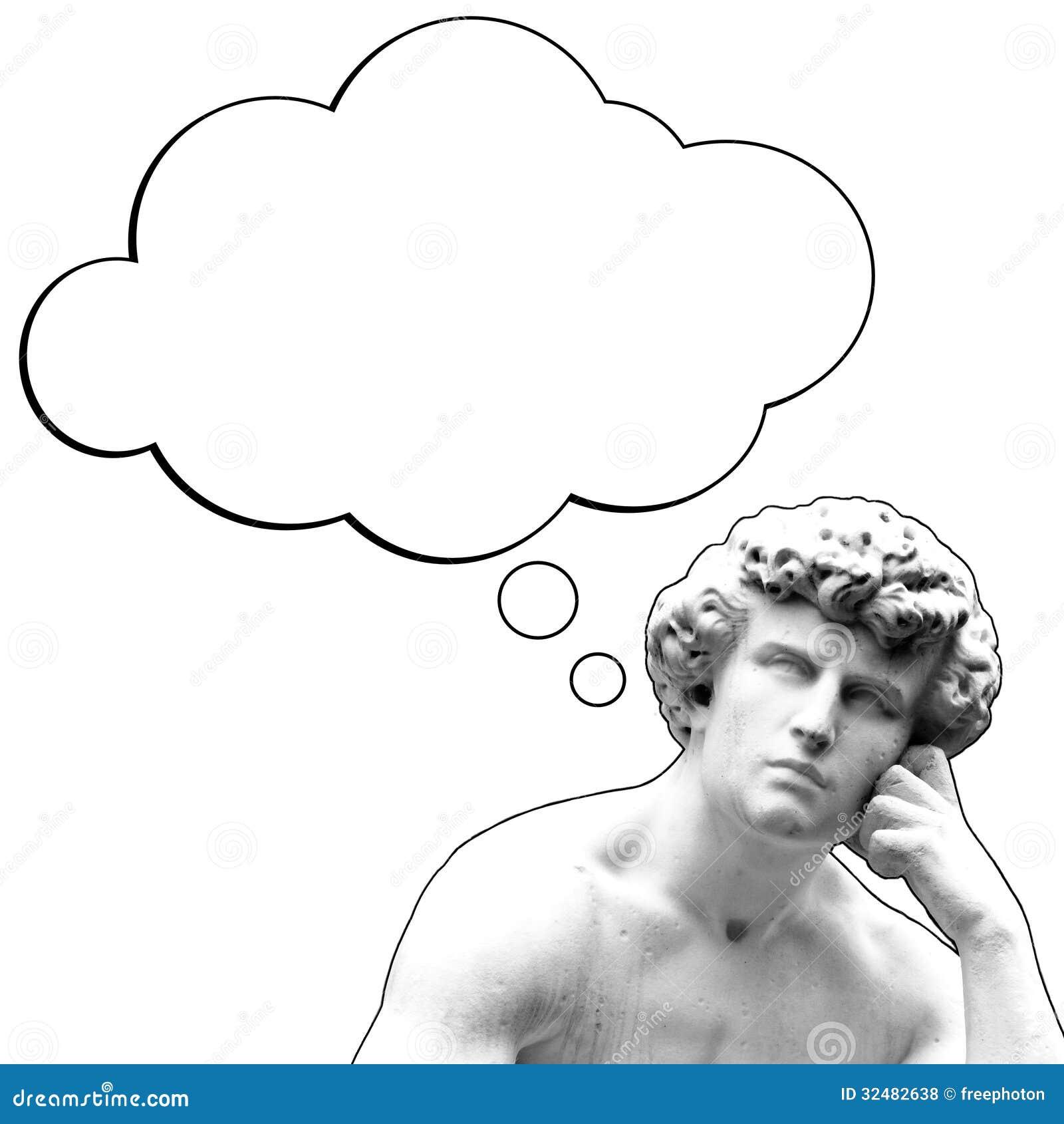 Hombre de pensamiento