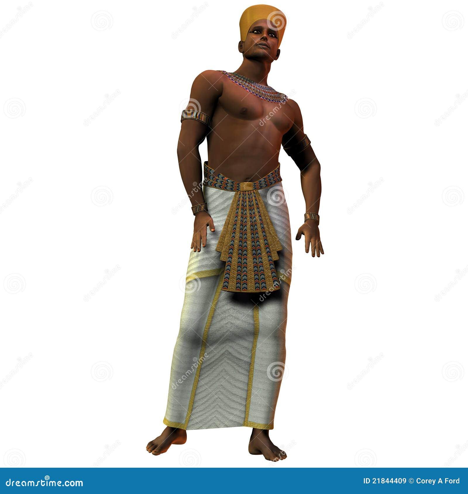 Hombre egipcio 01