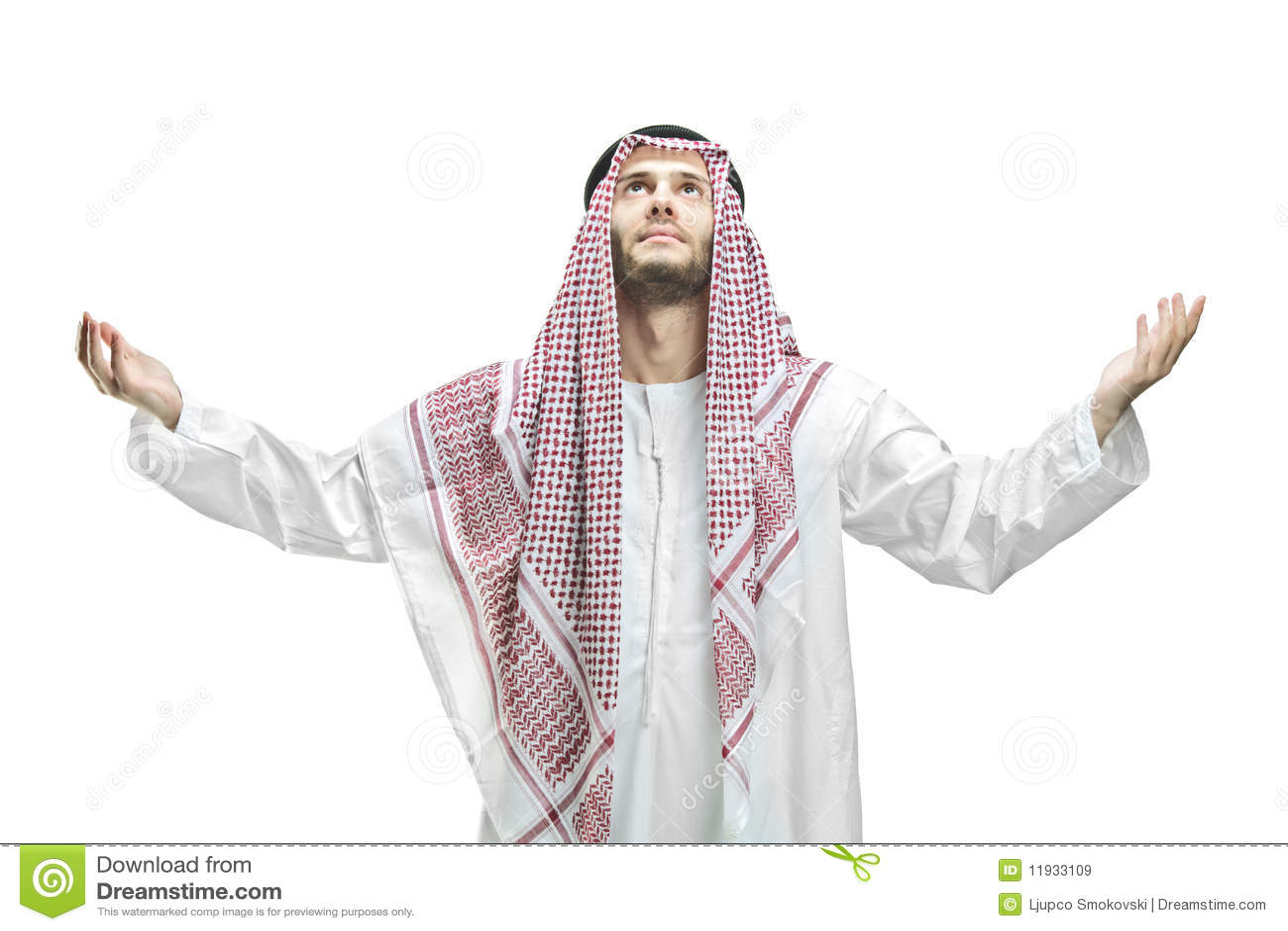 musulmán hombres