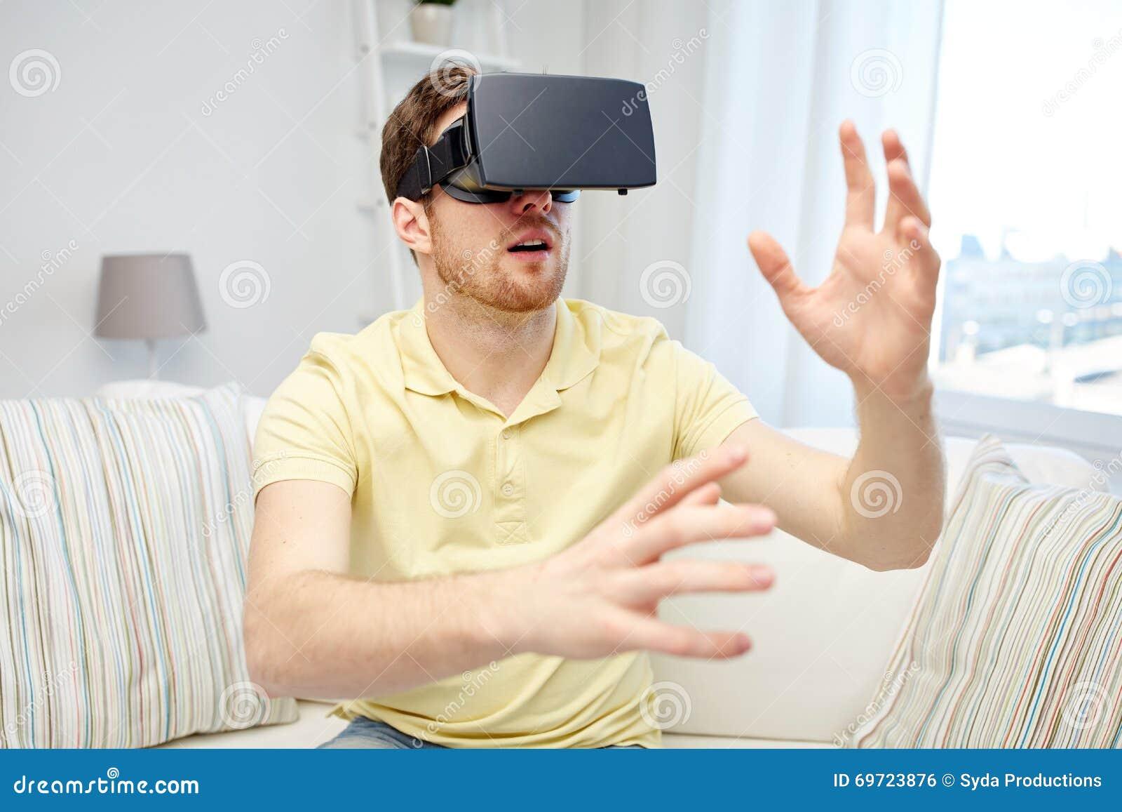 virtual joven