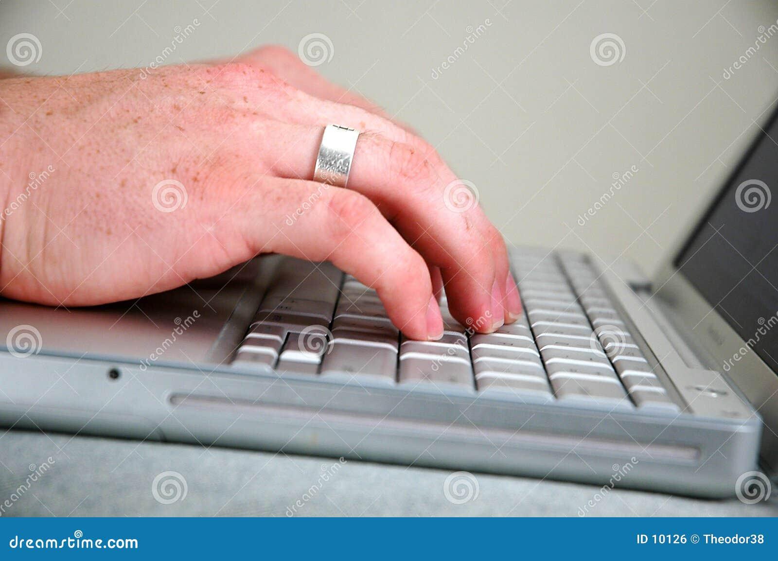 Hombre y computer-3