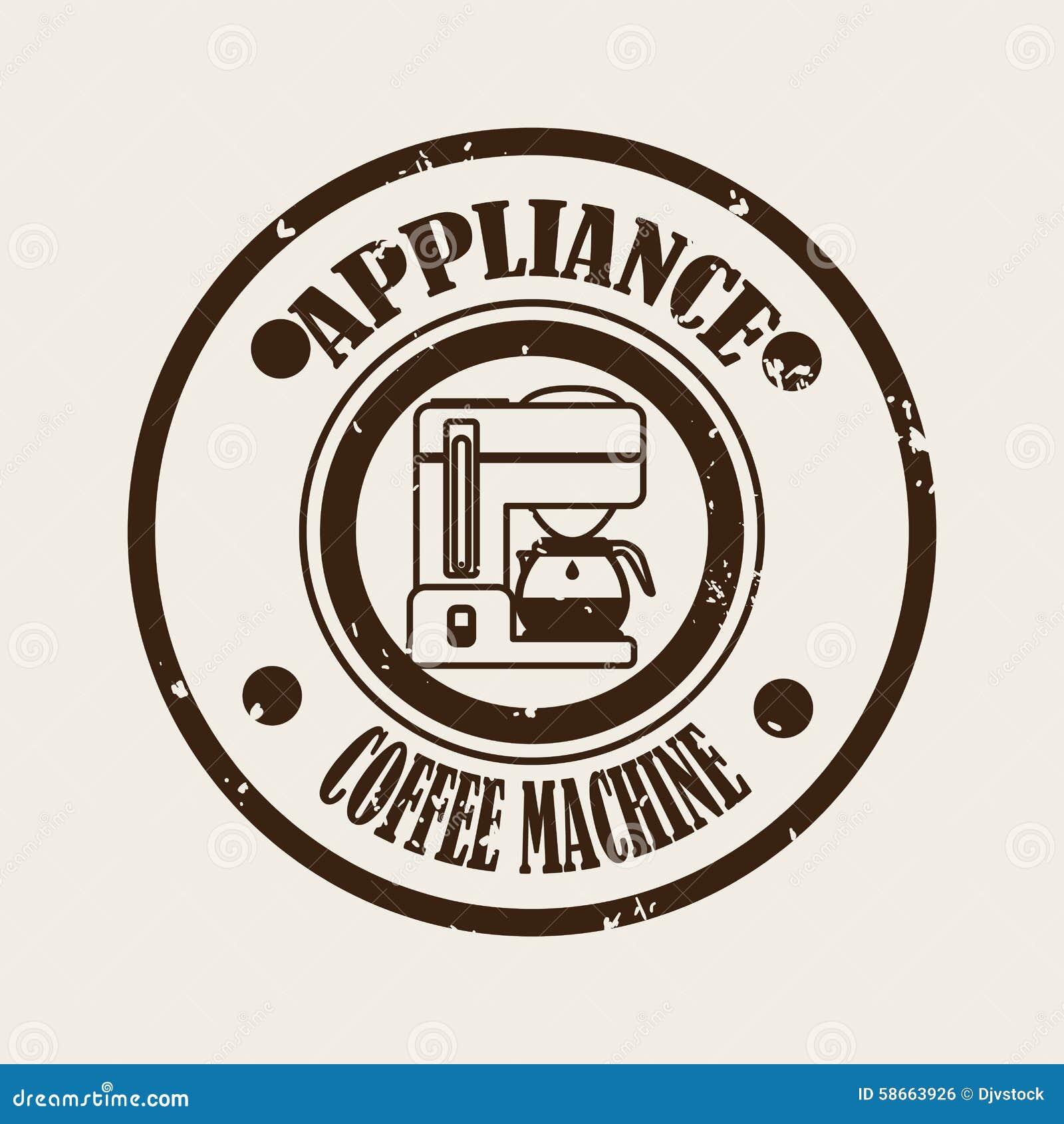 Home appliance design stock vector image 58663926 for Digital home designs