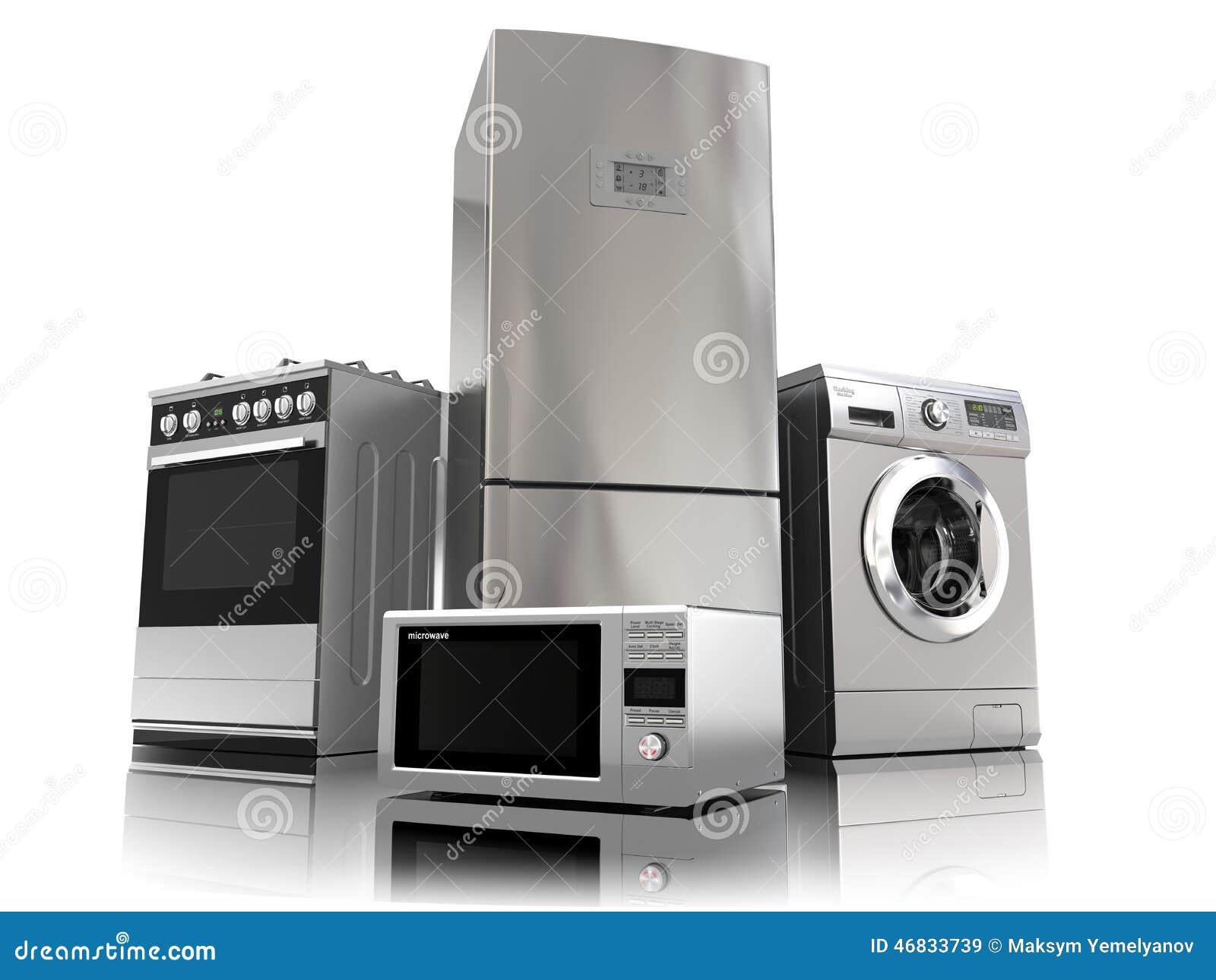 Uncategorized Household Kitchen Appliances home appliances set of household kitchen technics stock kitchen