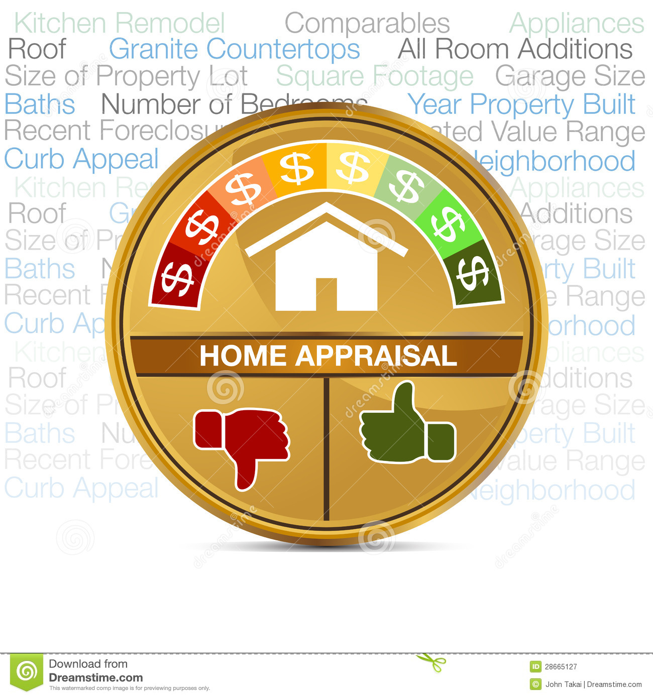 Home appraisal royalty free stock photography image for House appraisal