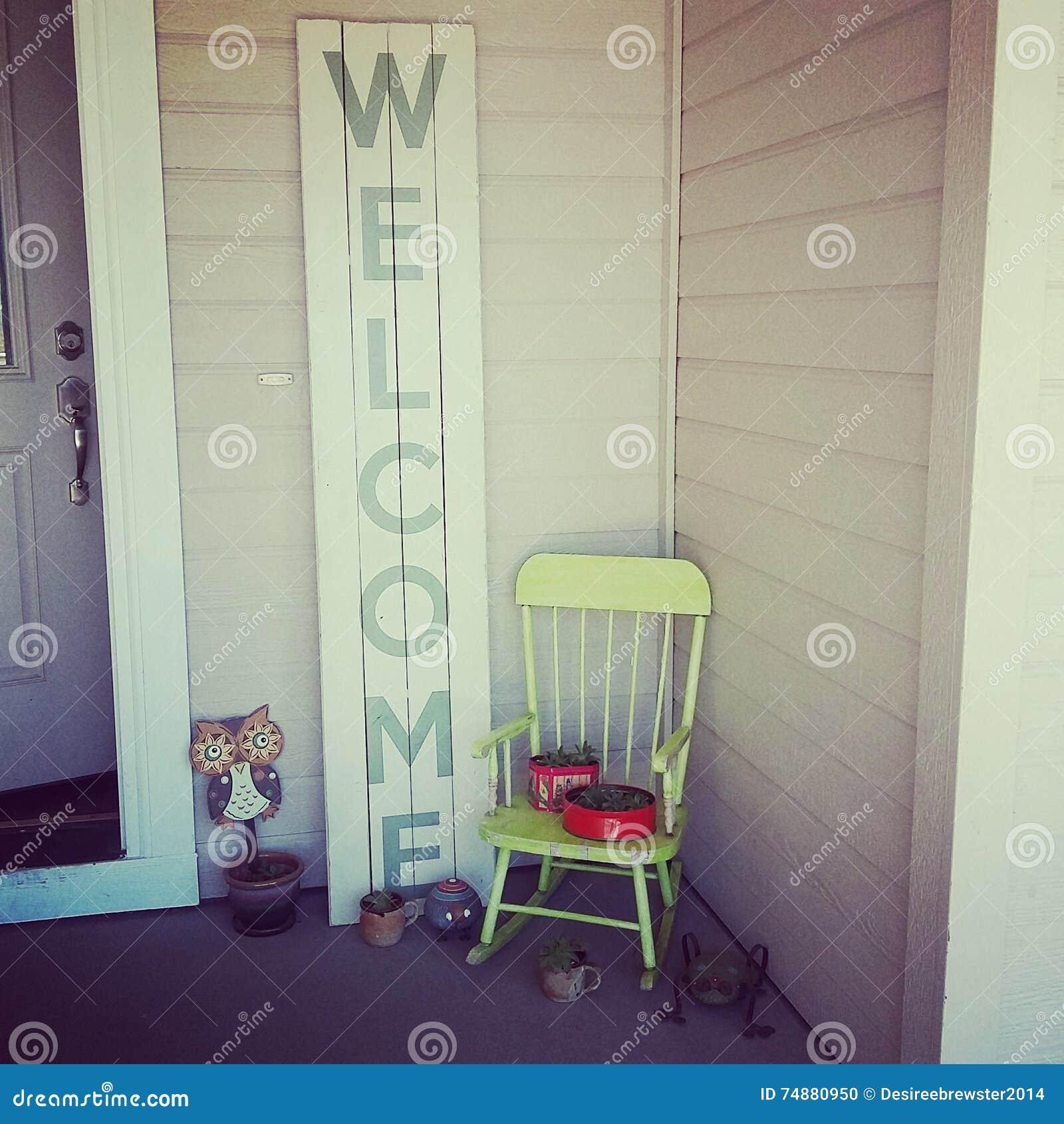 HOME bem-vinda