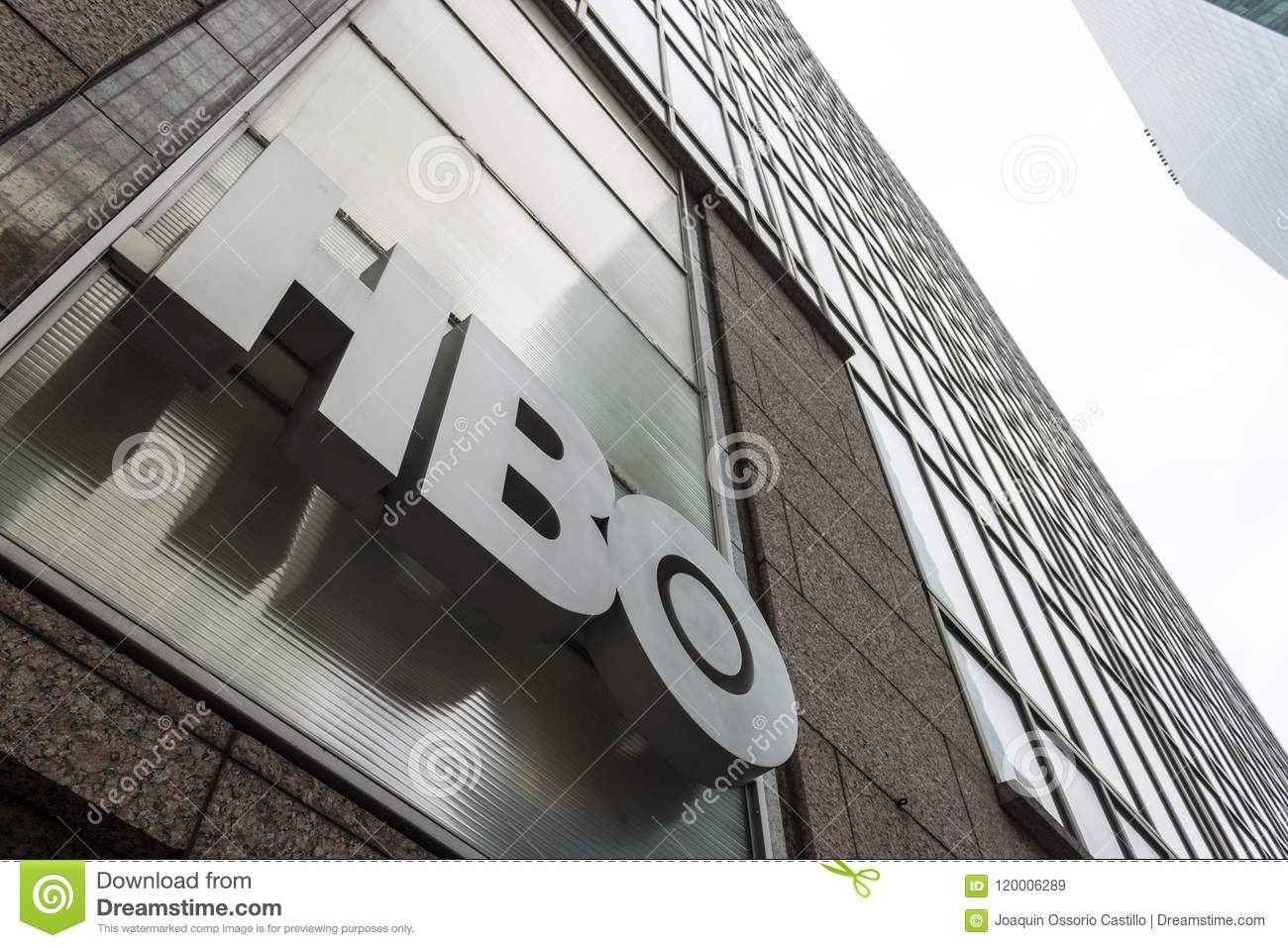 Download Home Box Office HBO Logo Editorial Stock Image. Image Of Company    120006289