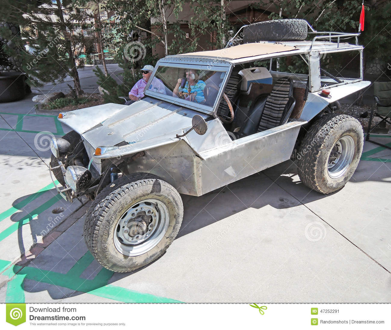 Home Build Dune Buggy Editorial Photo Image Of Women