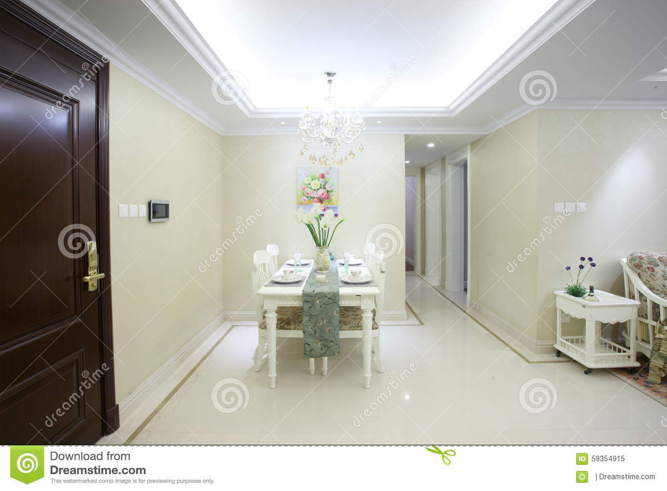 Home Categories: Home Interior Stock Image - Image of home ...