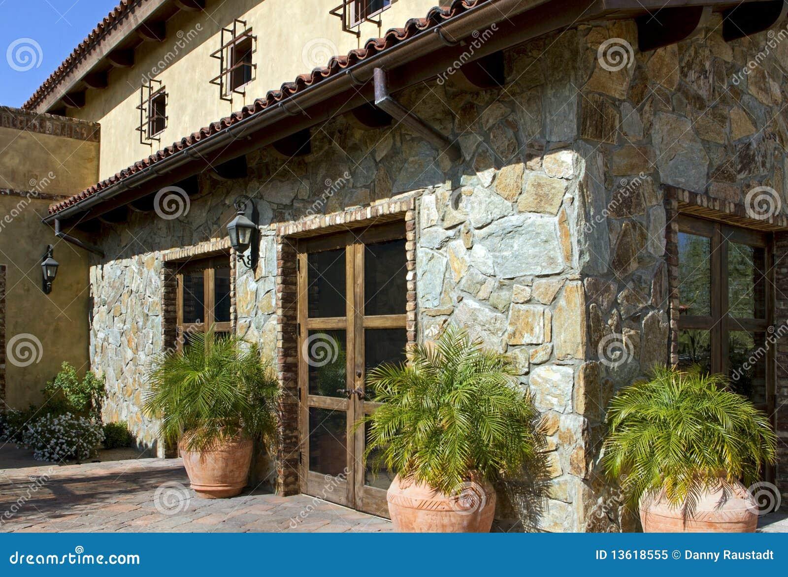 HOME de pedra