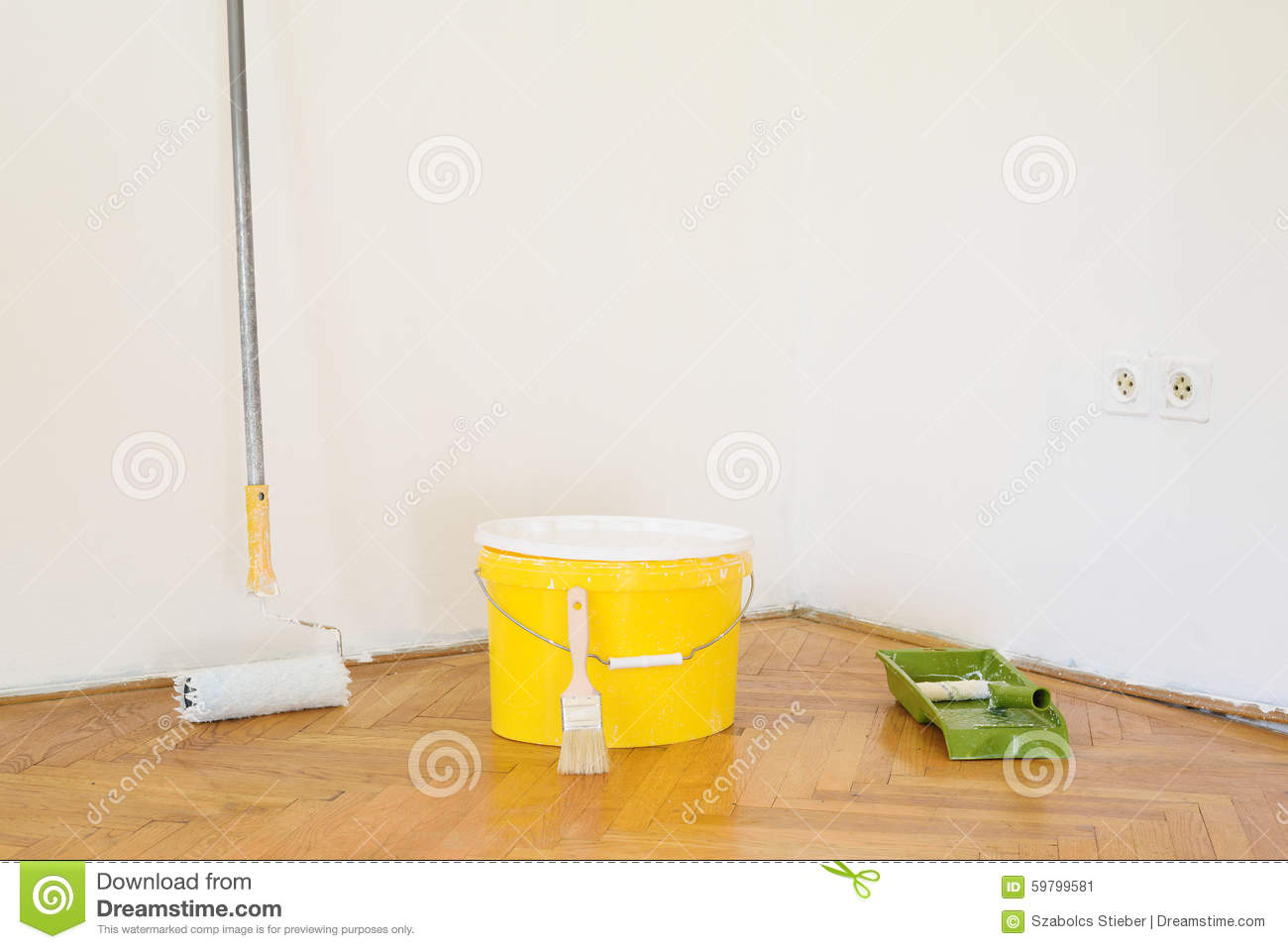 Home Decorating Concept Stock Photo Image 59799581