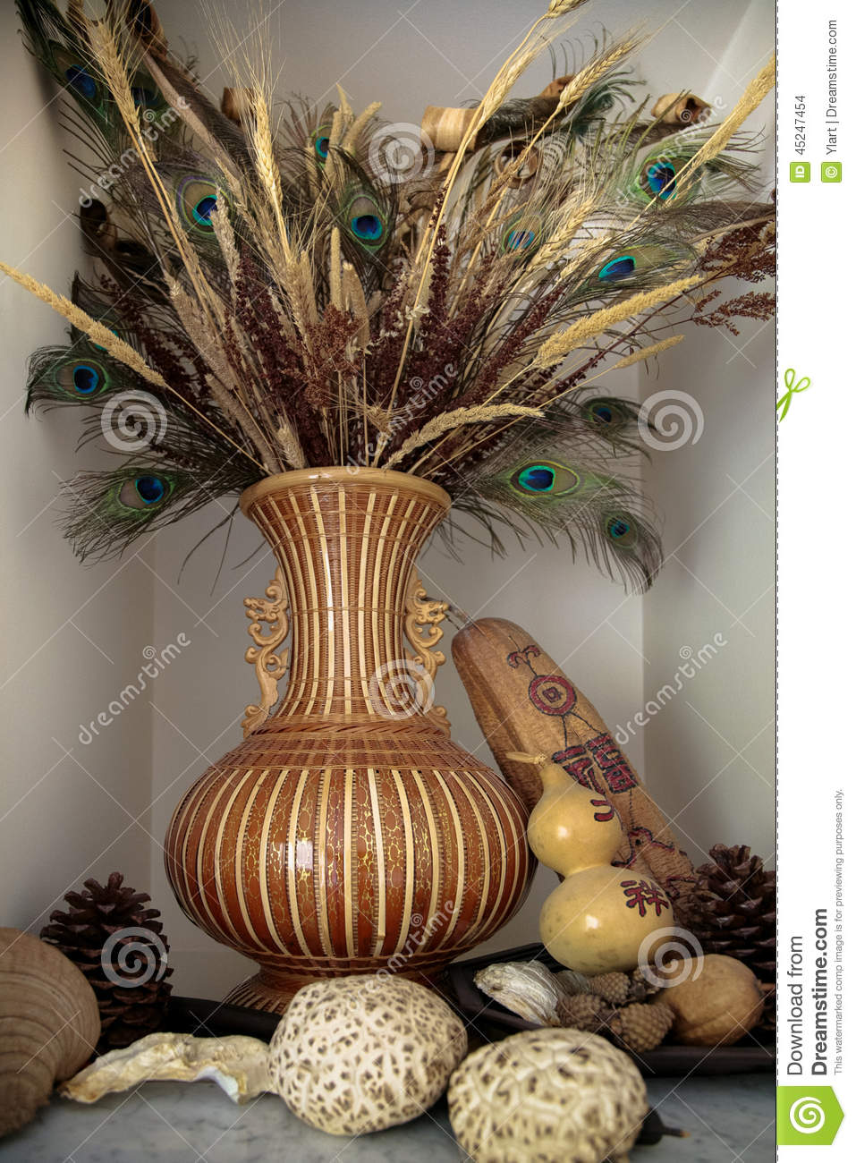 Home Decoration stock photo. Image of wooden, home, decor ...