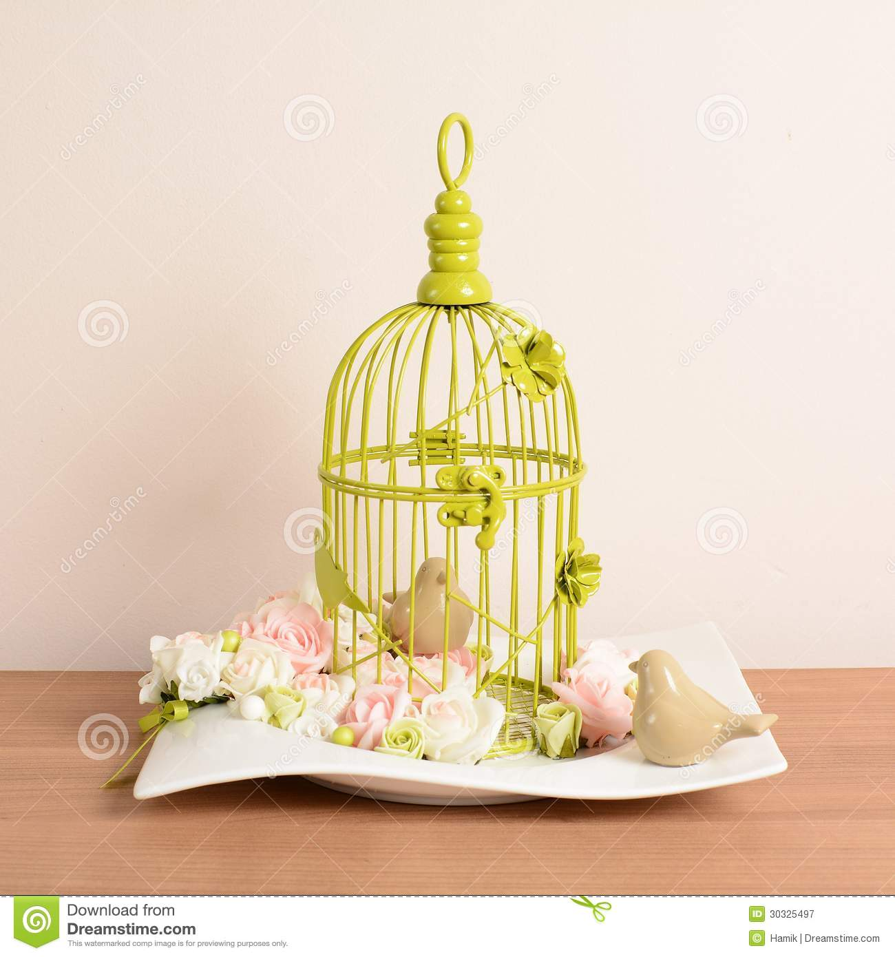 Home decoration royalty free stock photography image for Artificial birds for decoration