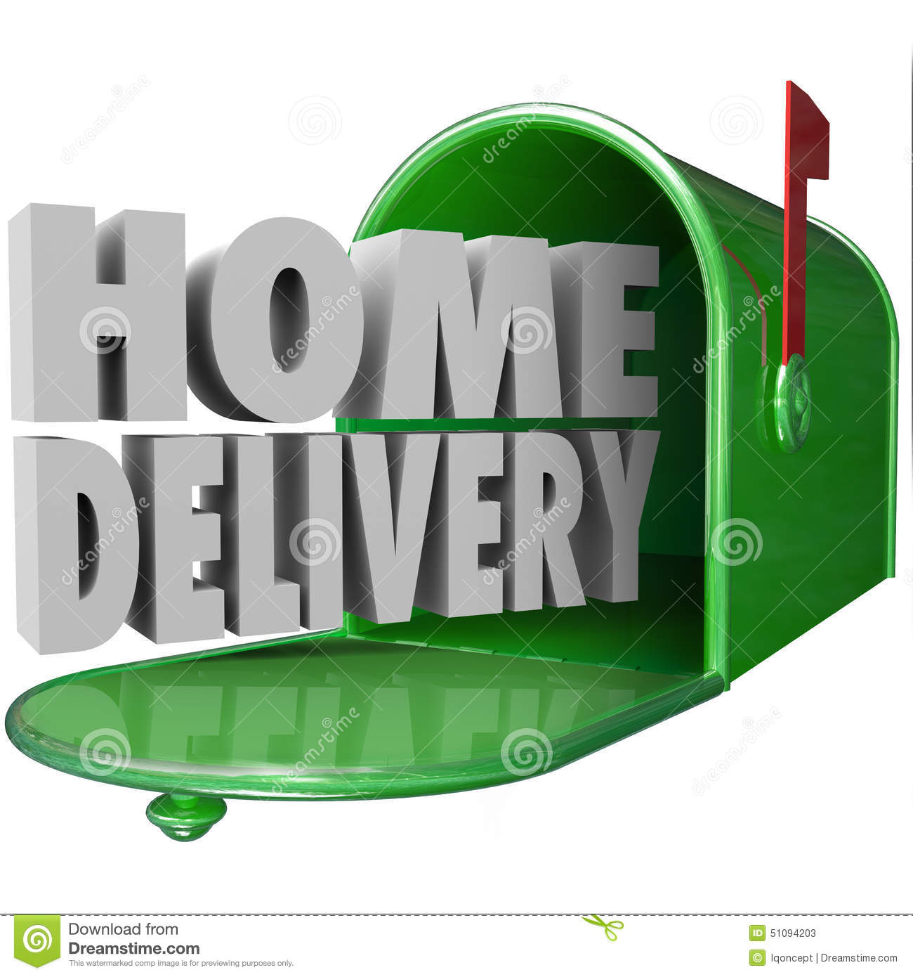 Home Delivery Special Shipping Service Straight To Your