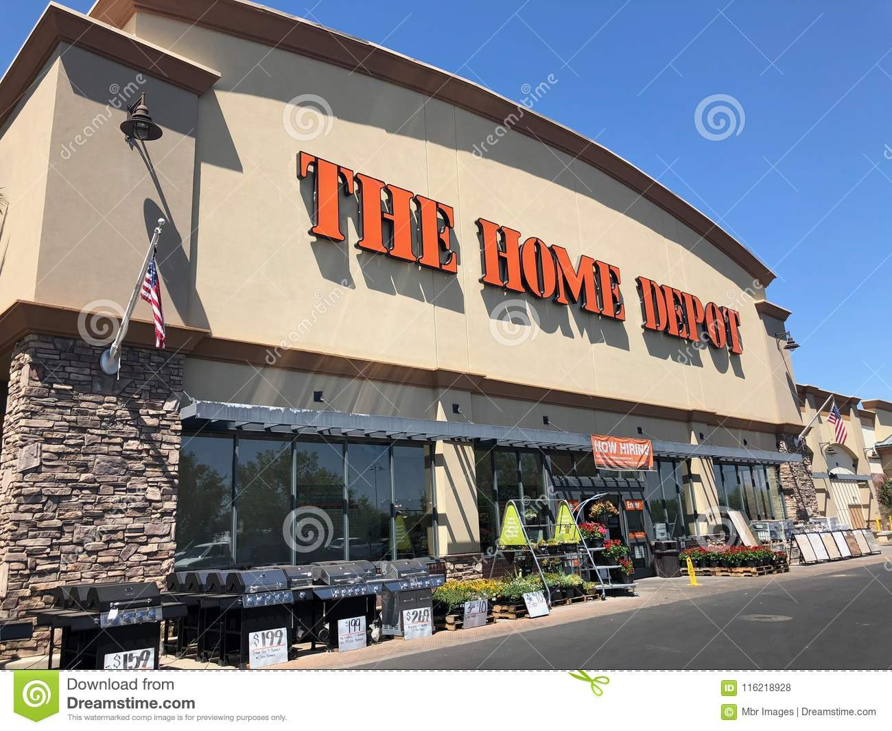 404196f3523 Home Depot HomeDepot is a U.S.-based chain of retail home improvement and  appliance stores. This store is located in Gilbert Arizona.