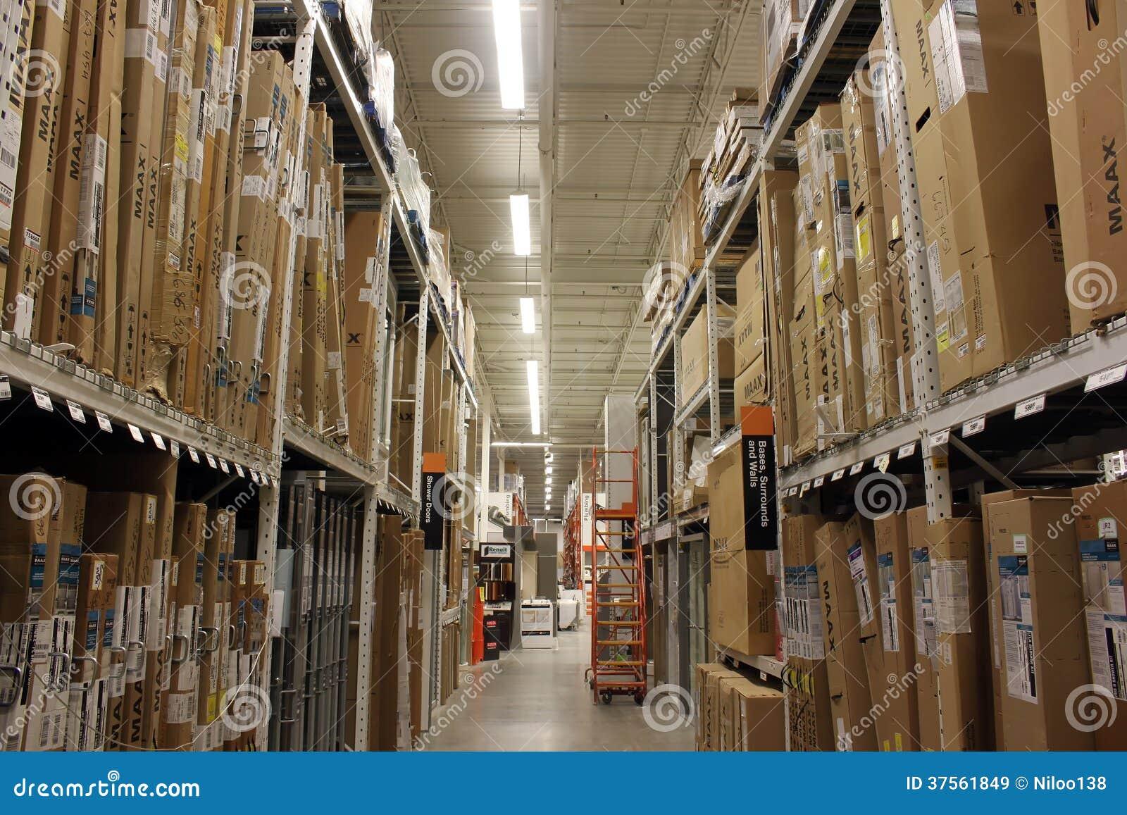Home Depot speichern