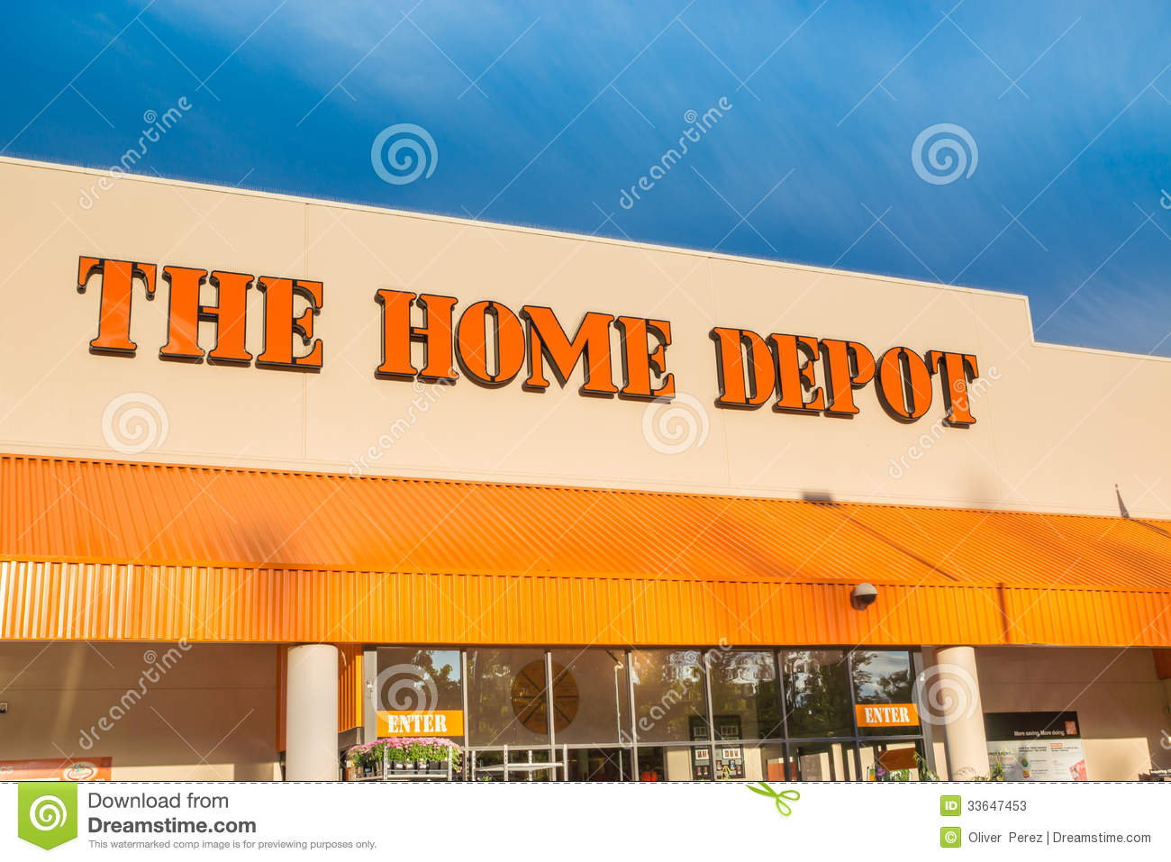 The Home Depot Editorial Stock Photo Image 33647453
