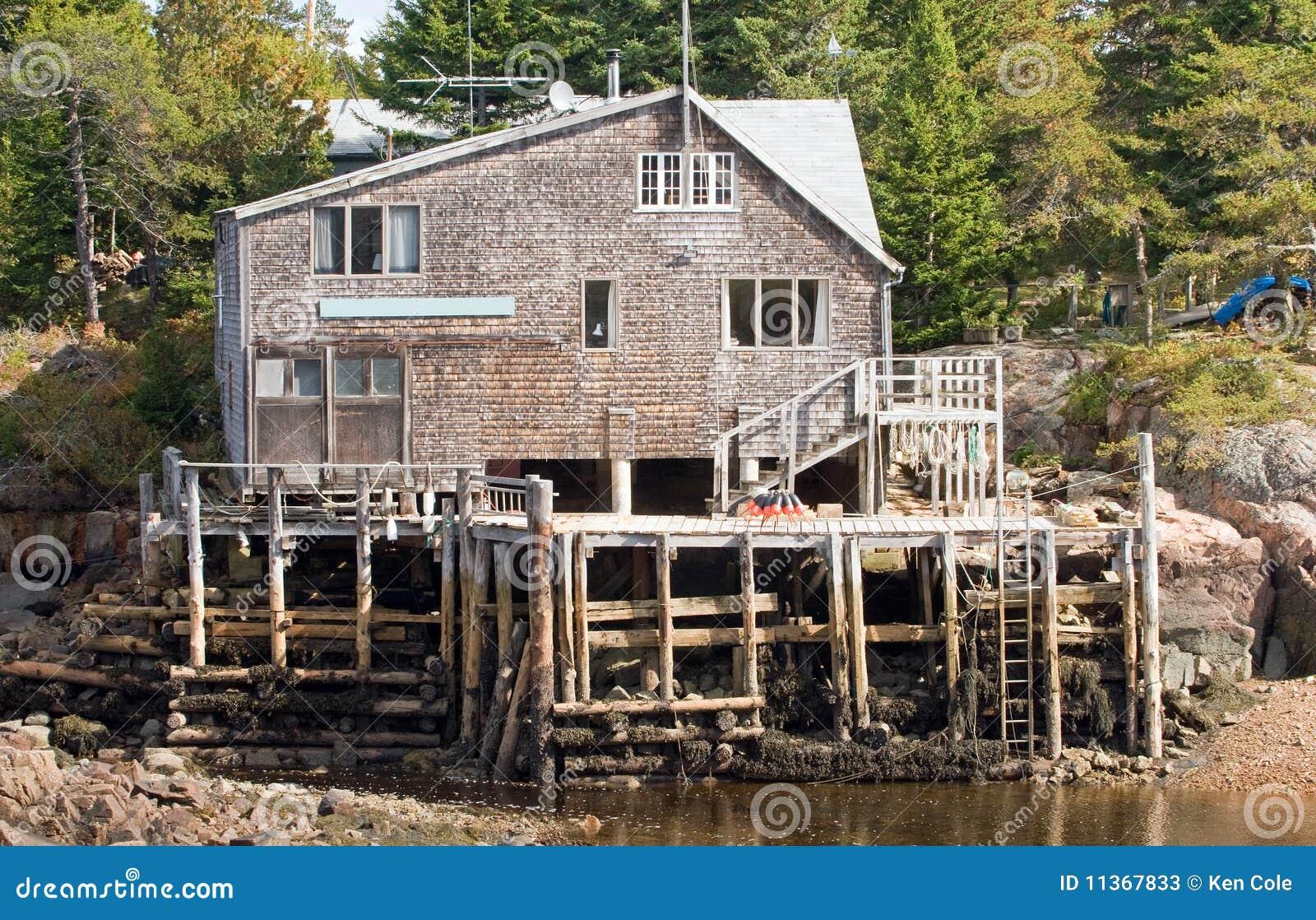 HOME e doca do pescador