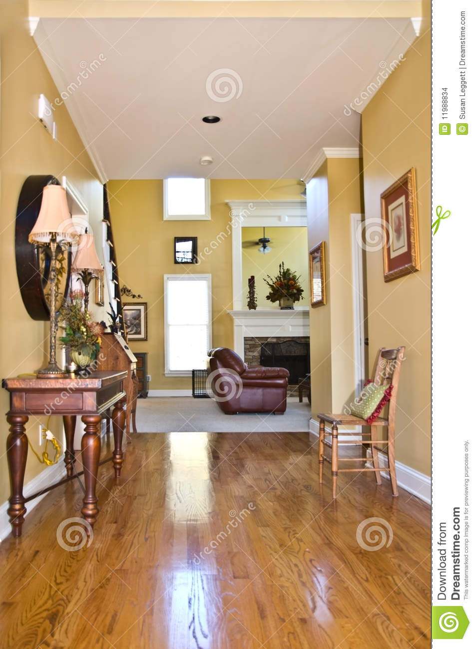 Home Entry Design Stock Images Image 11988834