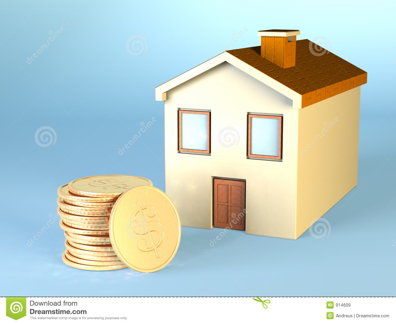 Home Expenses Royalty Free Stock Images - Image: 914609