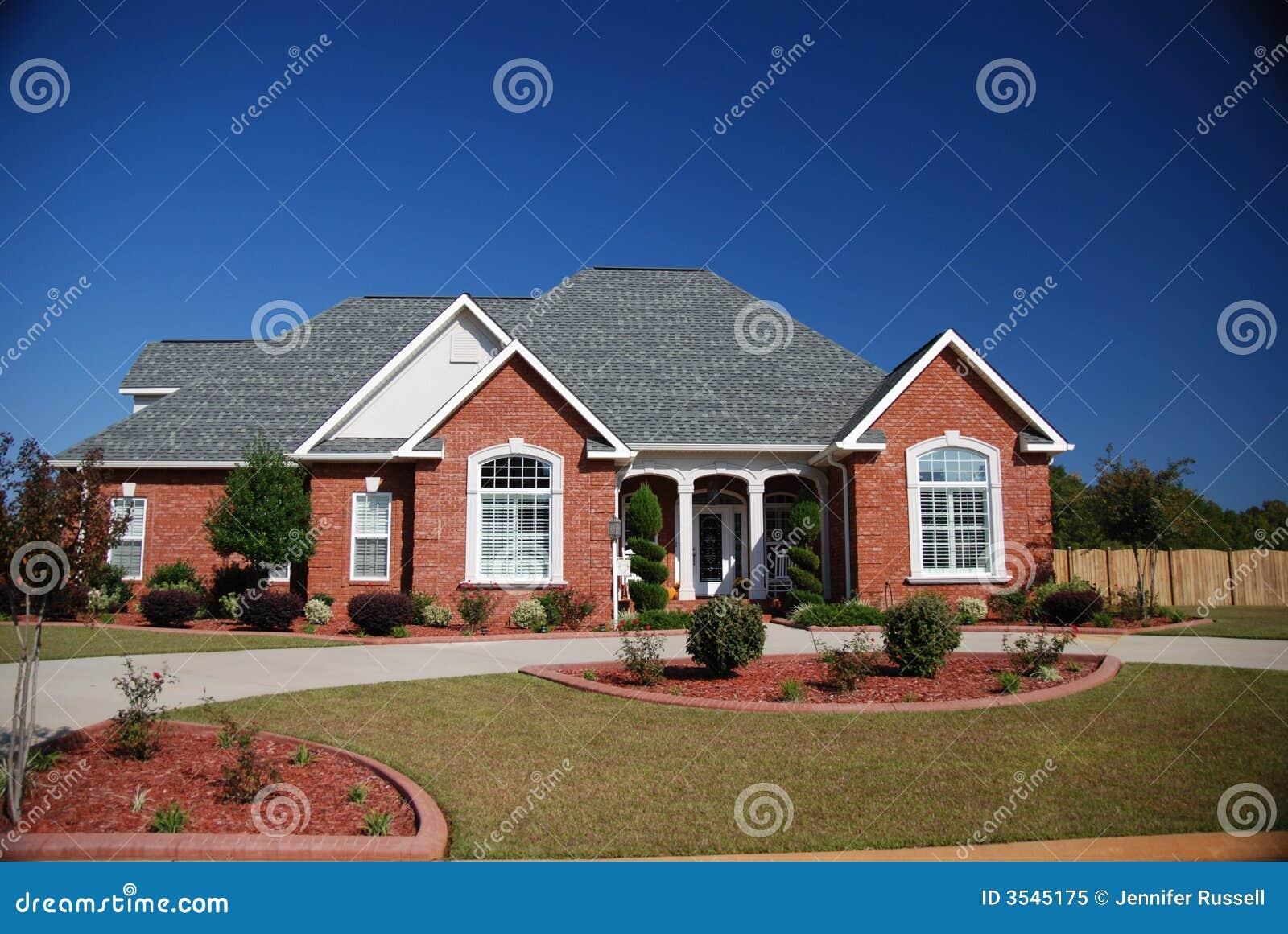Home förorts-
