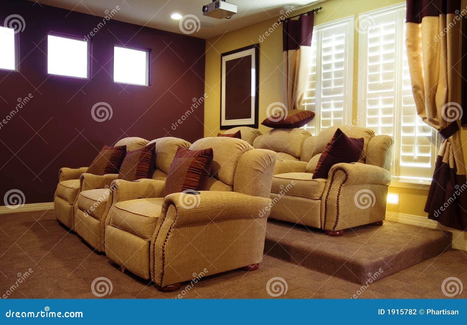 Home filmlokal för design