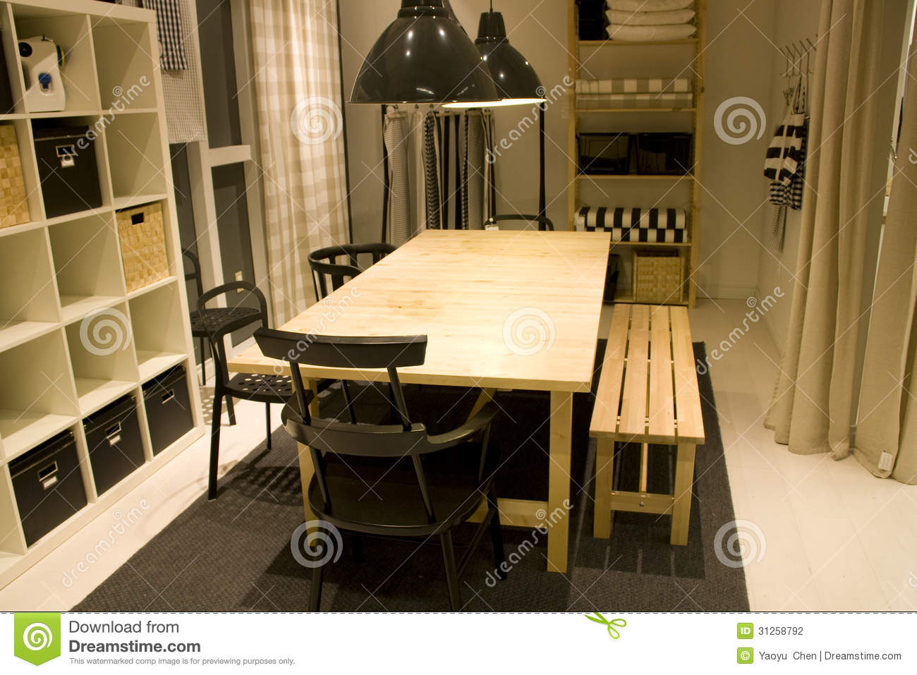 Home Furniture Store Stock Photography Image 31258792