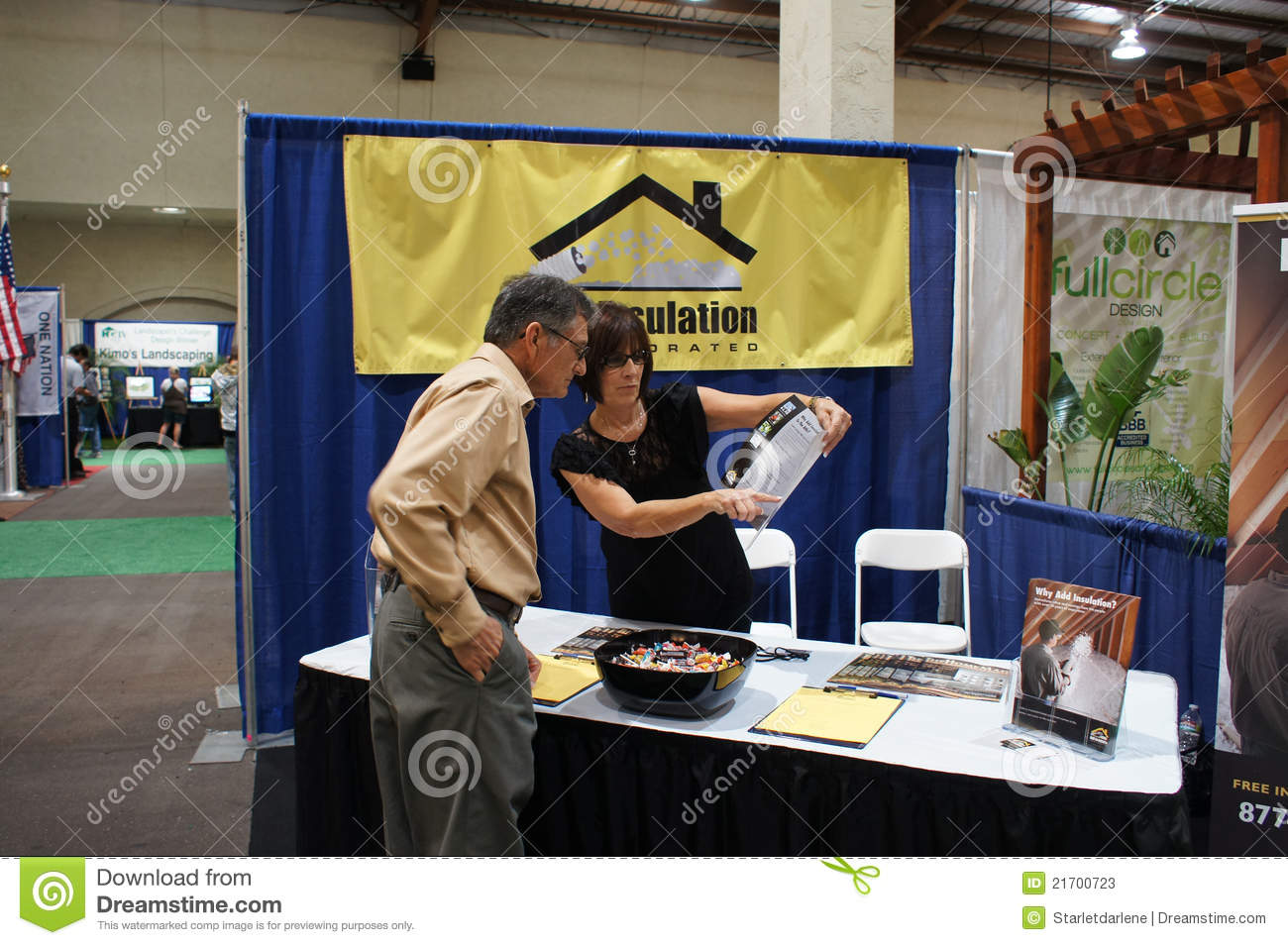 home and garden showtrade show editorial stock photo - Home And Garden Trade Shows