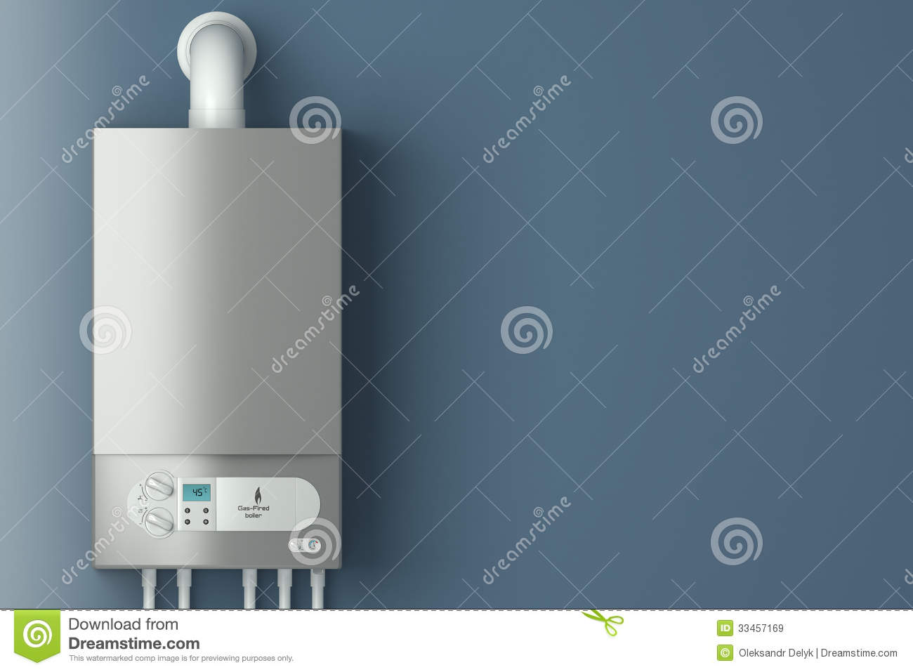 Image Result For Gas Boiler Heating System