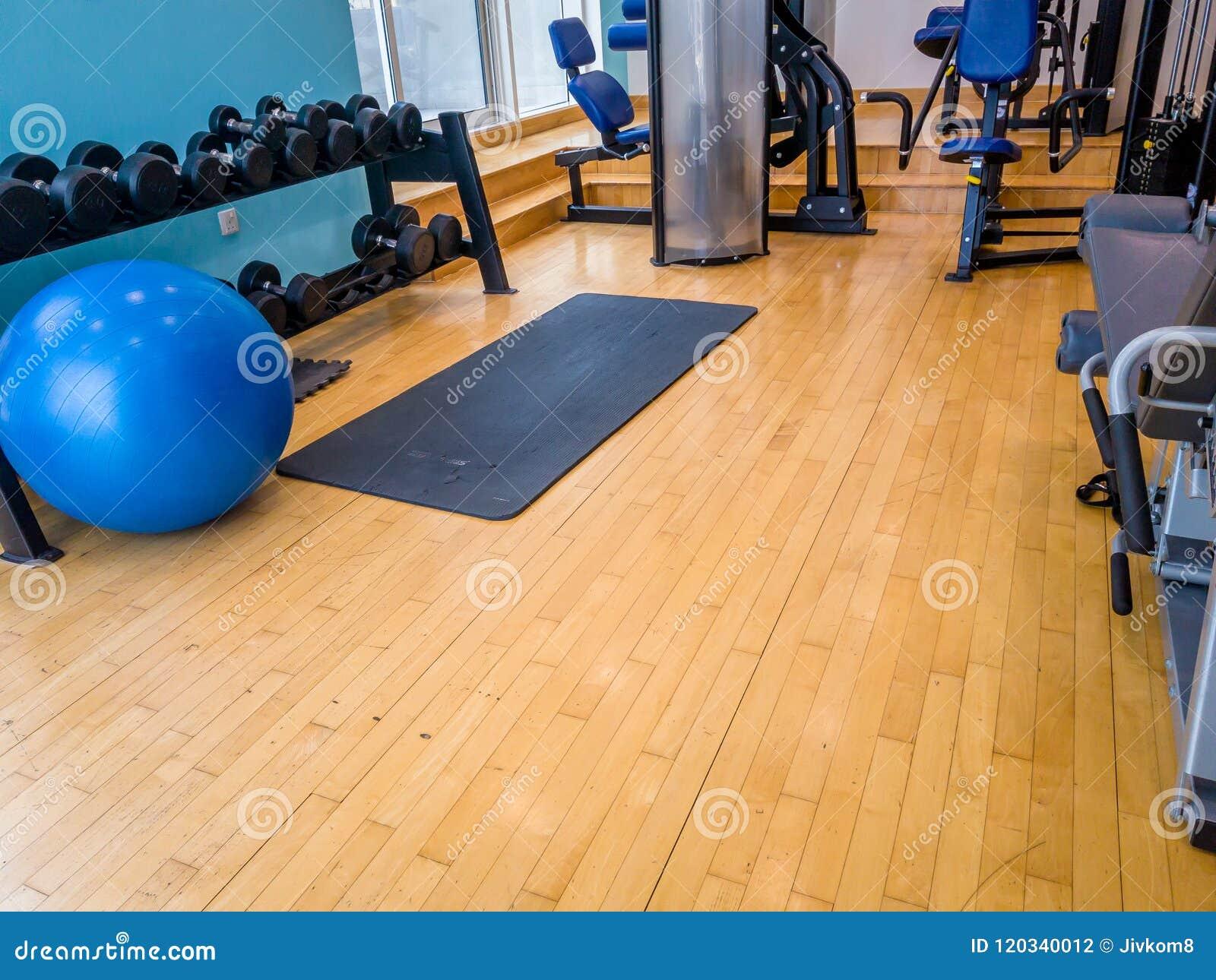 Home gym room stock photo. image of interior club room 120340012