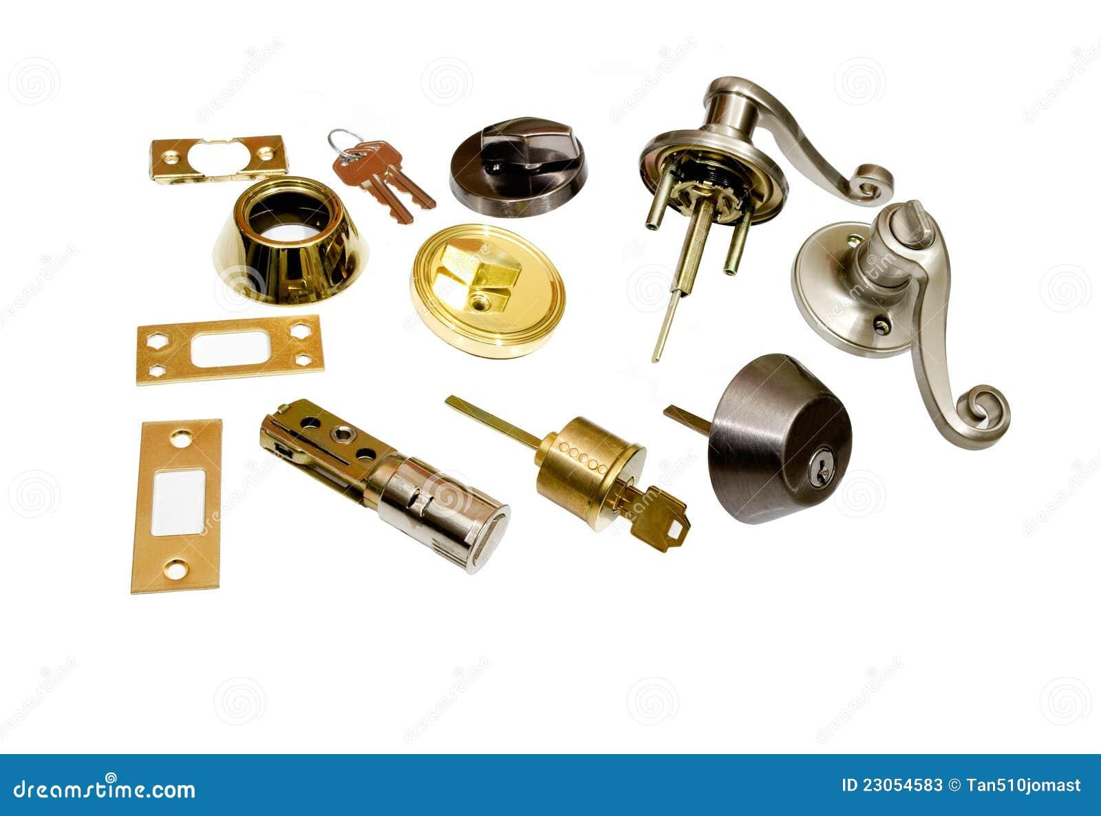 Home Hardware Locksmith Doors And Locks Stock Photos
