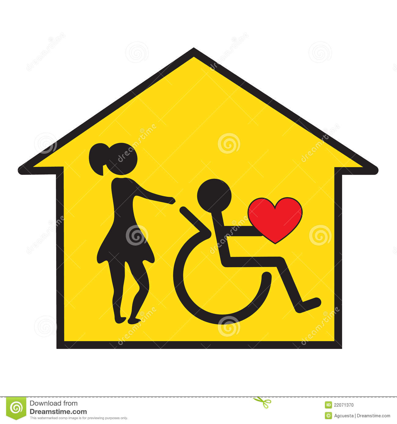 Home Health Care And Support Stock Photo Image 22071370