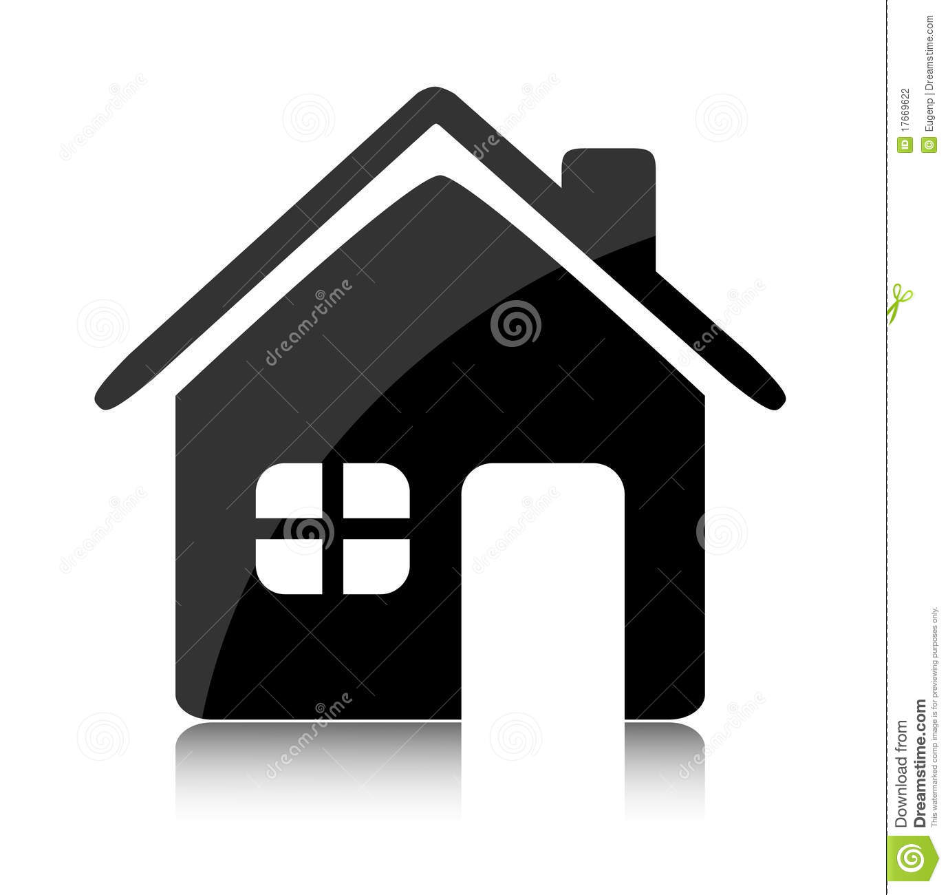 home icon stock photography   image 17669622