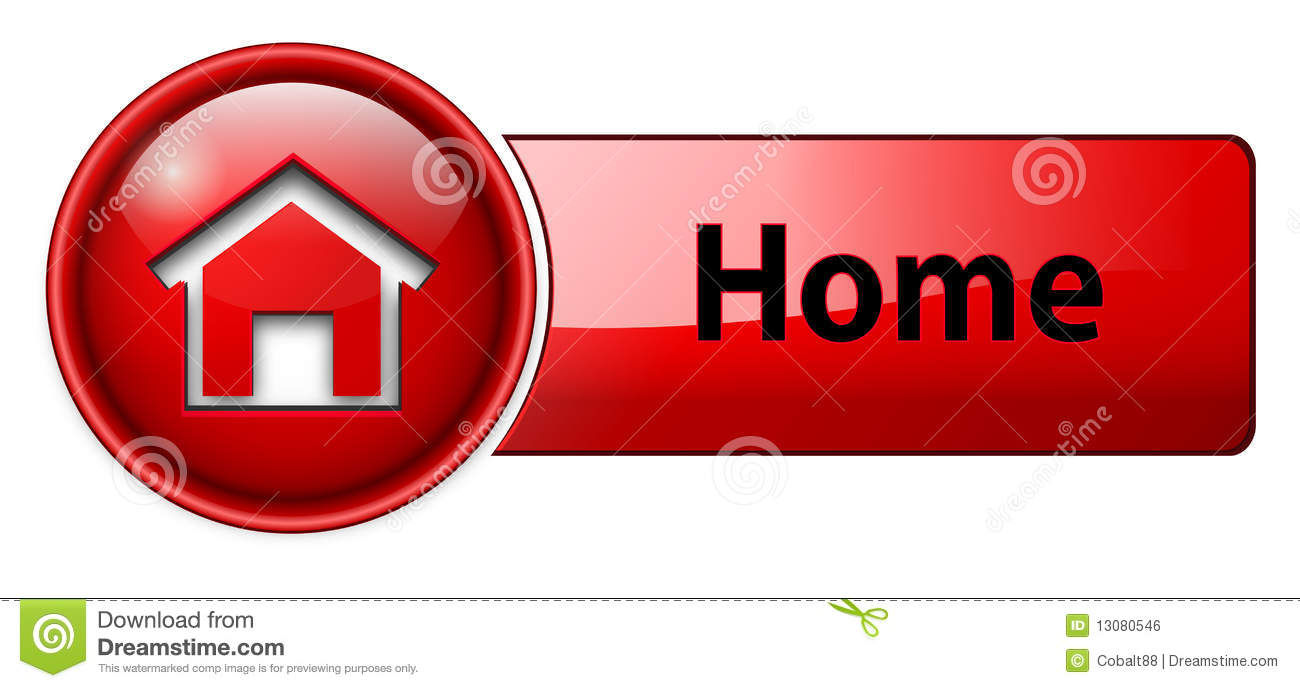 Home icon button royalty free stock image image 13080546 Website home image