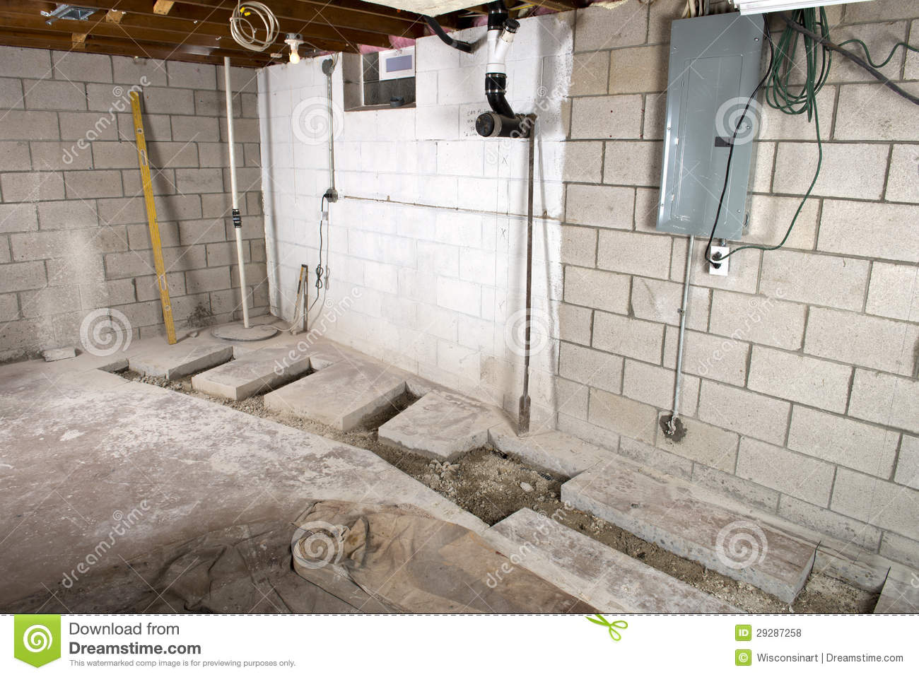 Merveilleux Home Improvement Basement Remodeling, Plumbing