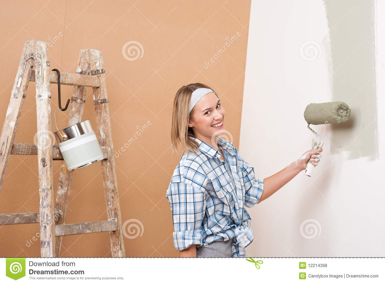home improvement painting: