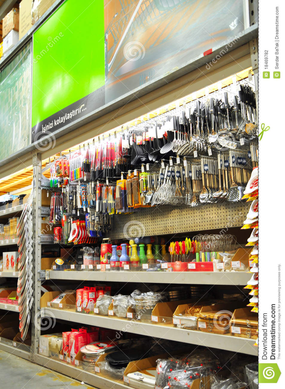 Home Improvement Store Editorial Photography Image 18469782