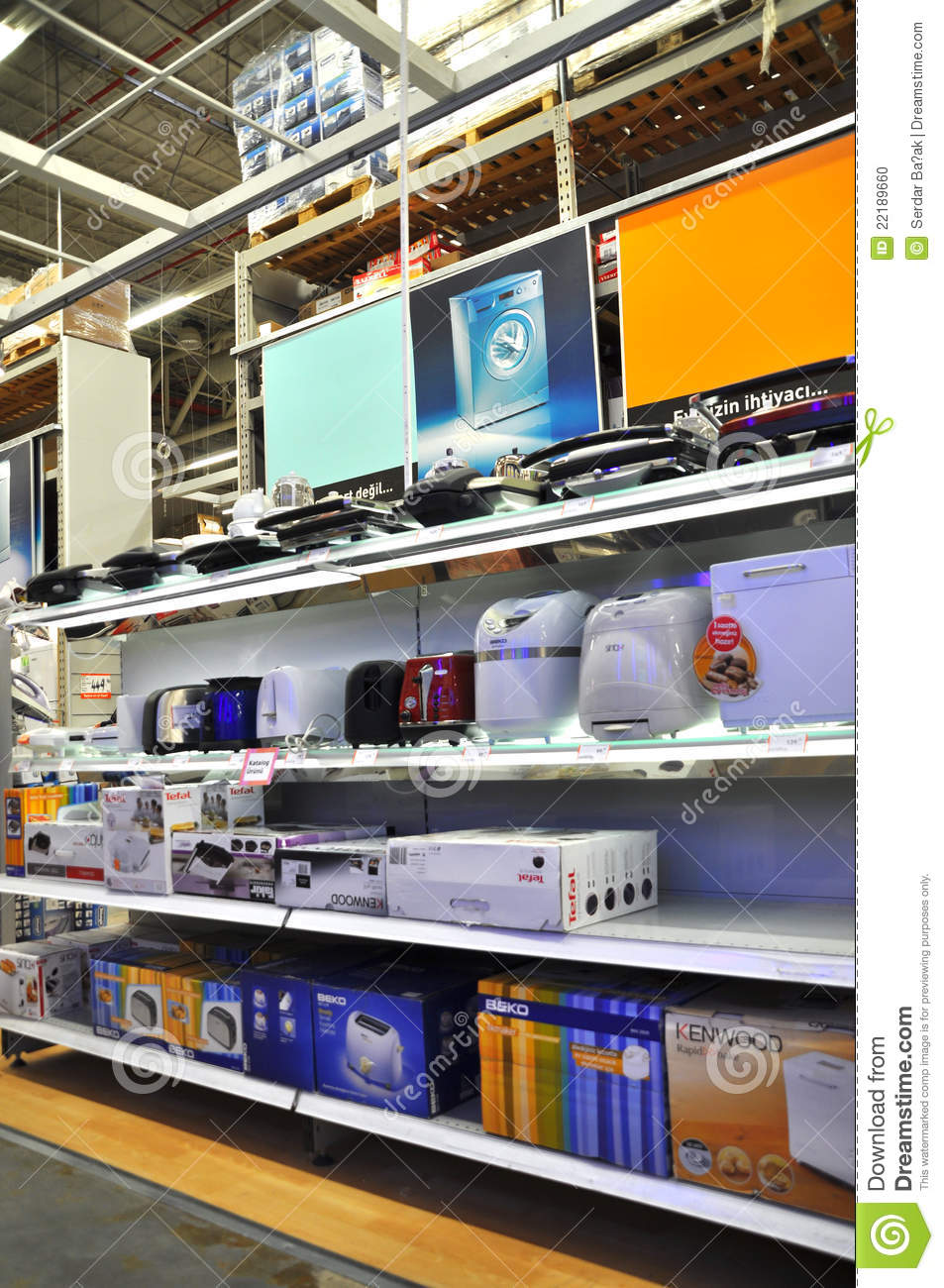 Home Improvement Store Editorial Image Image 22189660