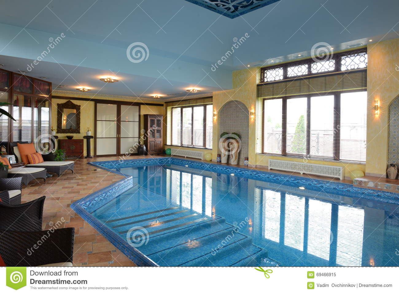 Home indoor pool stock image. Image of property, family ... on entry door designs for home, water fountain designs for home, a view designs for home, wheelchair ramp designs for home, deck designs for home, english pub designs for home, main gate designs for home, bar designs for home,