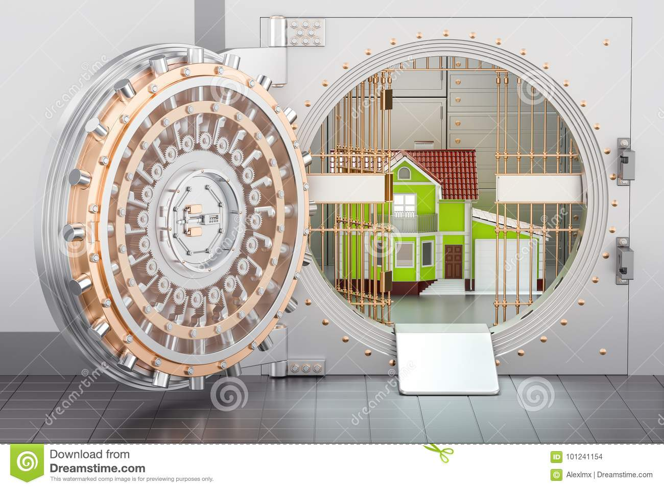 Fine Home Inside Bank Vault House Security And Protection Download Free Architecture Designs Intelgarnamadebymaigaardcom