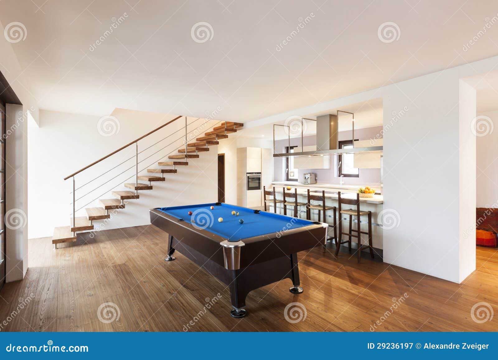 Download HOME interior imagem de stock. Imagem de interior, apartamento - 29236197