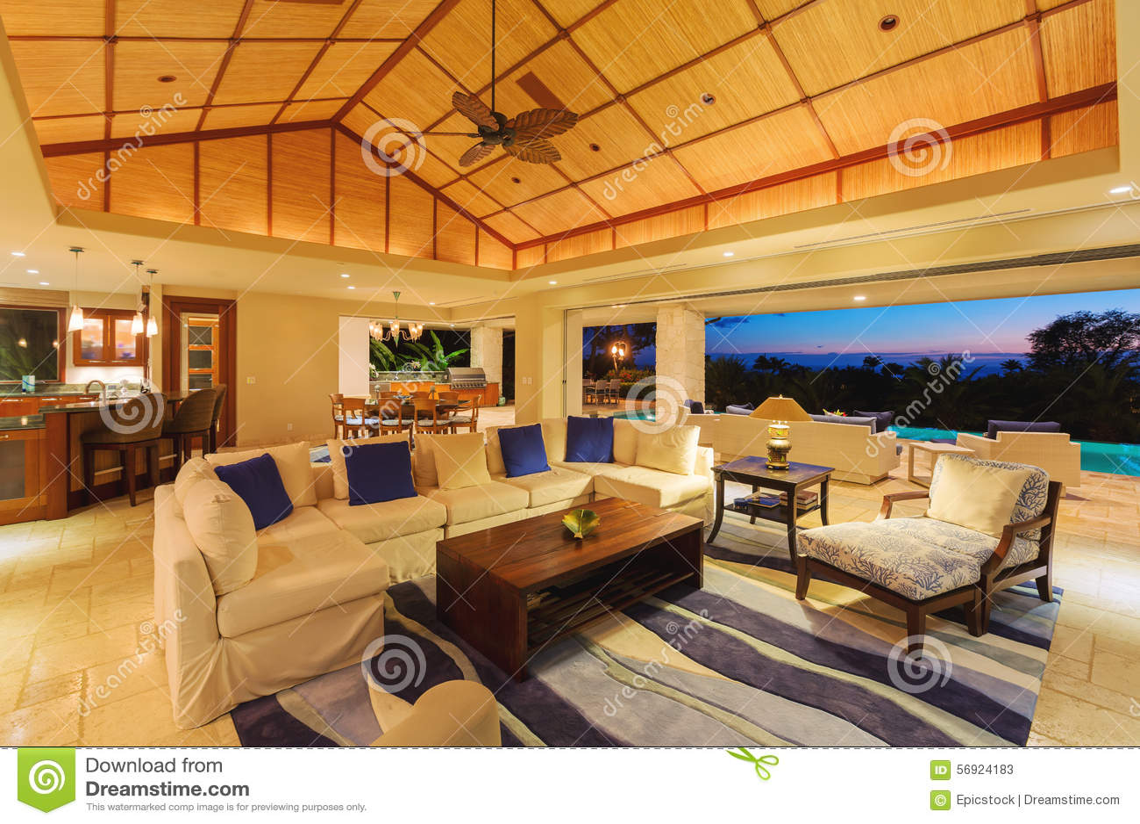 Home living luxury room