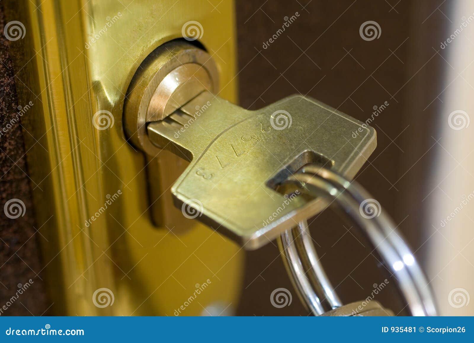 Z slot lock